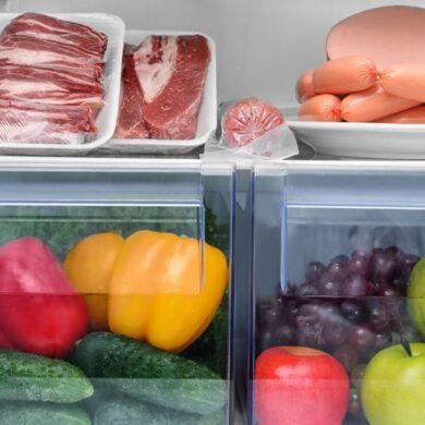 come si conserva la carne